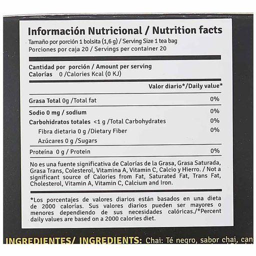 Dieta del te negro