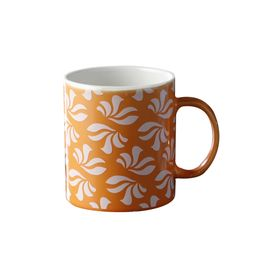 Mug-310Cc-Etnicos-Naranja-Corona