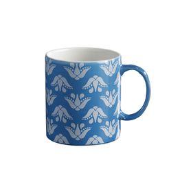 Mug-310Cc-Etnicos-Azul-Corona
